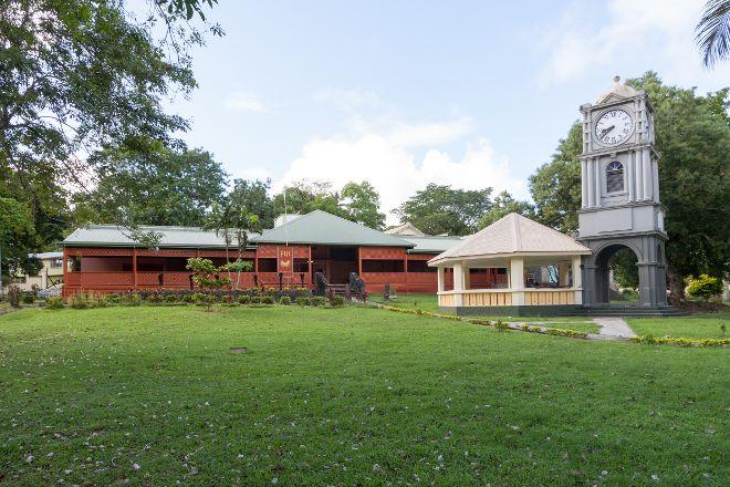 Fiji Museum, Suva, Fiji
