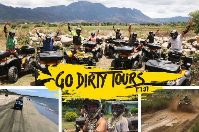 Go Dirty Tours Fiji, Nadi, Fiji
