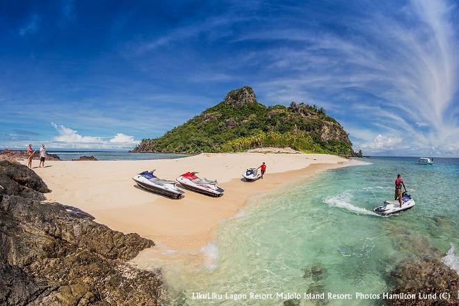 Jet Ski Island Adventures Fiji, Malolo Island, Fiji