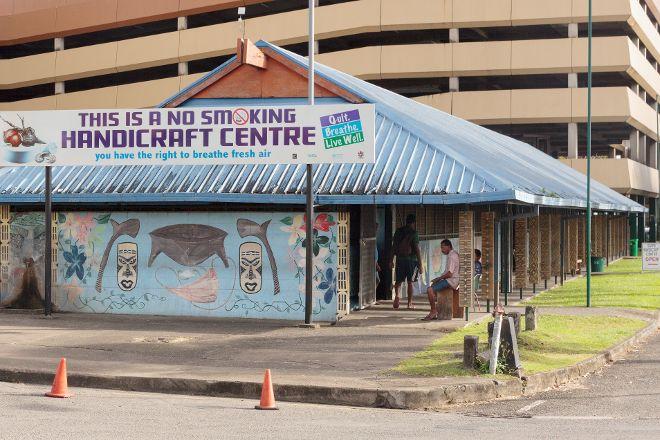 Municipal Handicraft Centre, Suva, Fiji