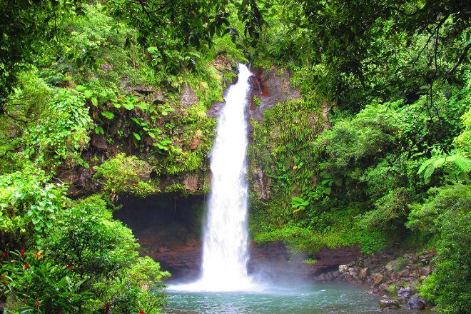 Tavoro Waterfalls, Taveuni Island, Fiji