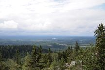 Akka-Koli Hill, Koli National Park, Finland