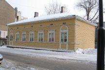 Birthplace of Jean Sibelius, Hameenlinna, Finland