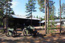 Bunker Museum, Virolahti, Finland