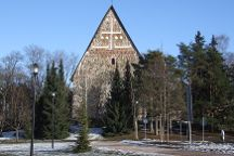 Church of St. Lawrence, Lohja, Finland