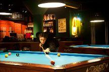 Corona Bar for Billiards, Helsinki, Finland