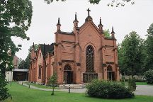Finlayson Church, Tampere, Finland