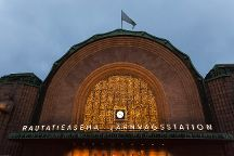 Helsinki Central Railway Station, Helsinki, Finland