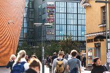 Kamppi Shopping Centre, Helsinki, Finland
