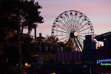 Linnanmaki Amusement Park, Helsinki, Finland