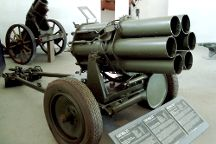 Museo Militaria, Hameenlinna, Finland