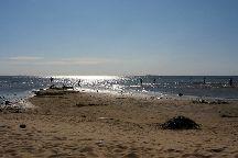 Nallikari Beach, Oulu, Finland