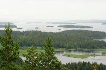 Oravivuori Triangulation Tower, Korpilahti, Finland