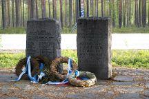 Paikanselan Taistelualue, Salla, Finland
