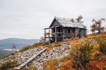 Pallas-Yllastunturi National Park, Muonio, Finland