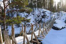 Pieni Karhunkierros Trail, Juuma, Finland