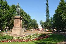 Runeberg Park, Porvoo, Finland