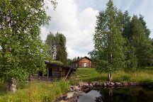Sarestoniemi Museum, Kaukonen, Finland