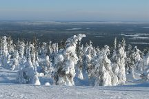 Seven Fells Up, Akaslompolo, Finland