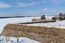 Svartholm Fortress, Loviisa, Finland