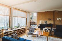 The Aalto House, Helsinki, Finland