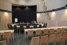 The Sami Cultural Centre Sajos, Inari, Finland