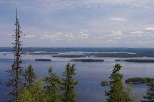 Ukko-Koli Hill, Koli National Park, Finland