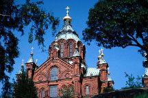 Uspenskin Cathedral (Uspenskin Katedraali), Helsinki, Finland