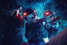Winter Laser World - Levi, Levi, Finland