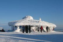 Yllas Ski Resort, Lapland, Finland