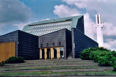 Aalto Center of Seinajoki, Seinajoki, Finland