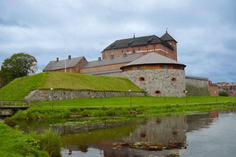 Hame Castle, Haemeenlinna, Finland