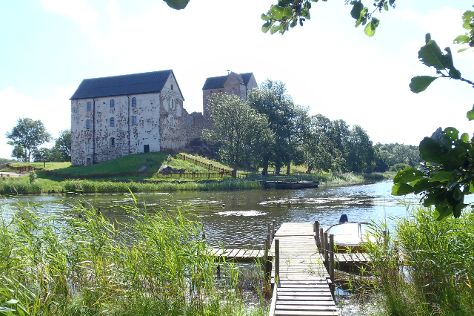 Kastelholm Castle, Aland Island, Finland