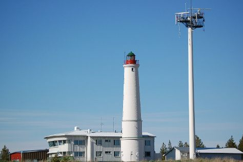 Marjaniemi Lighthouse, Hailuoto, Finland