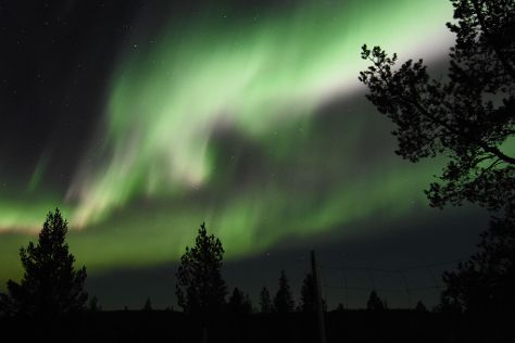 Northern Lights Riders, Ivalo, Finland