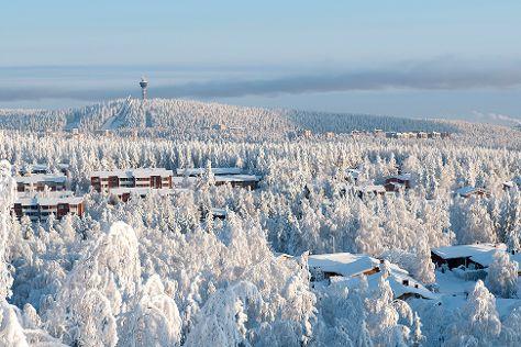 Puijo Tower, Kuopio, Finland