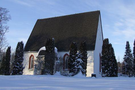 Pyhtaa Church of Saint Henry, Pyhtaa, Finland
