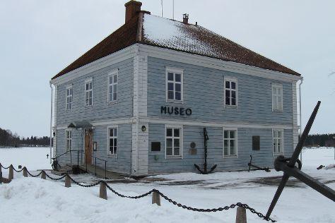 Raahe Museum, Raahe, Finland
