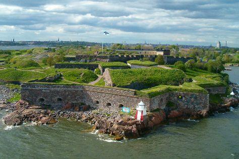Sea Fortress Suomenlinna, Helsinki, Finland
