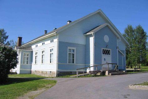 Taidekeskus Harri, Alavus, Finland