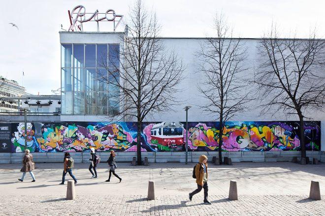 Amos Rex Art Museum, Helsinki, Finland