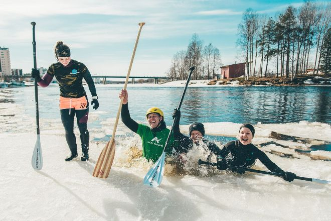 Arctic Trainers SUP-center, Joensuu, Finland