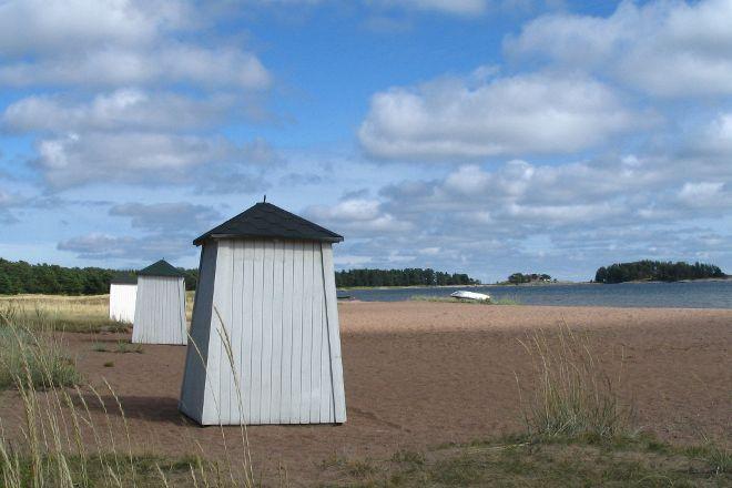 Bellevue Beach, Hanko, Finland