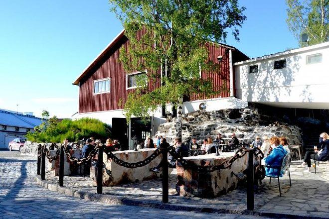 Bock's Corner Brewery, Vaasa, Finland