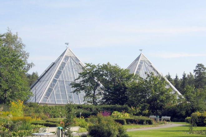 Botanical Garden, University of Oulu, Oulu, Finland