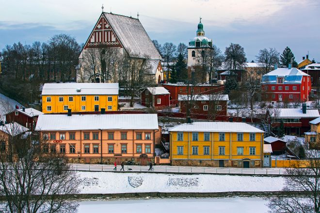 Castle Hill, Porvoo, Finland