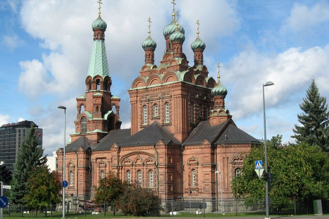 Church of St. Alexander Nevsky and St. Nicholas, Tampere, Finland