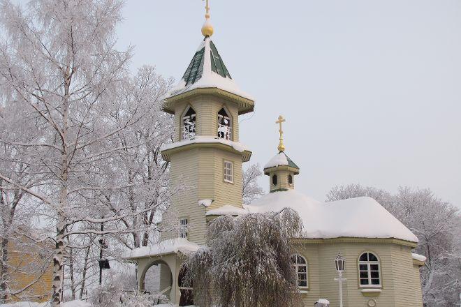 Church of St. Nicholas, Imatra, Finland