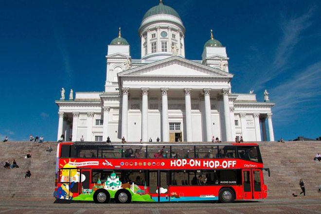 CityTour, Helsinki, Finland