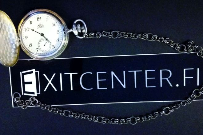 Escape room ExitCenter.fi, Jarvenpaa, Finland
